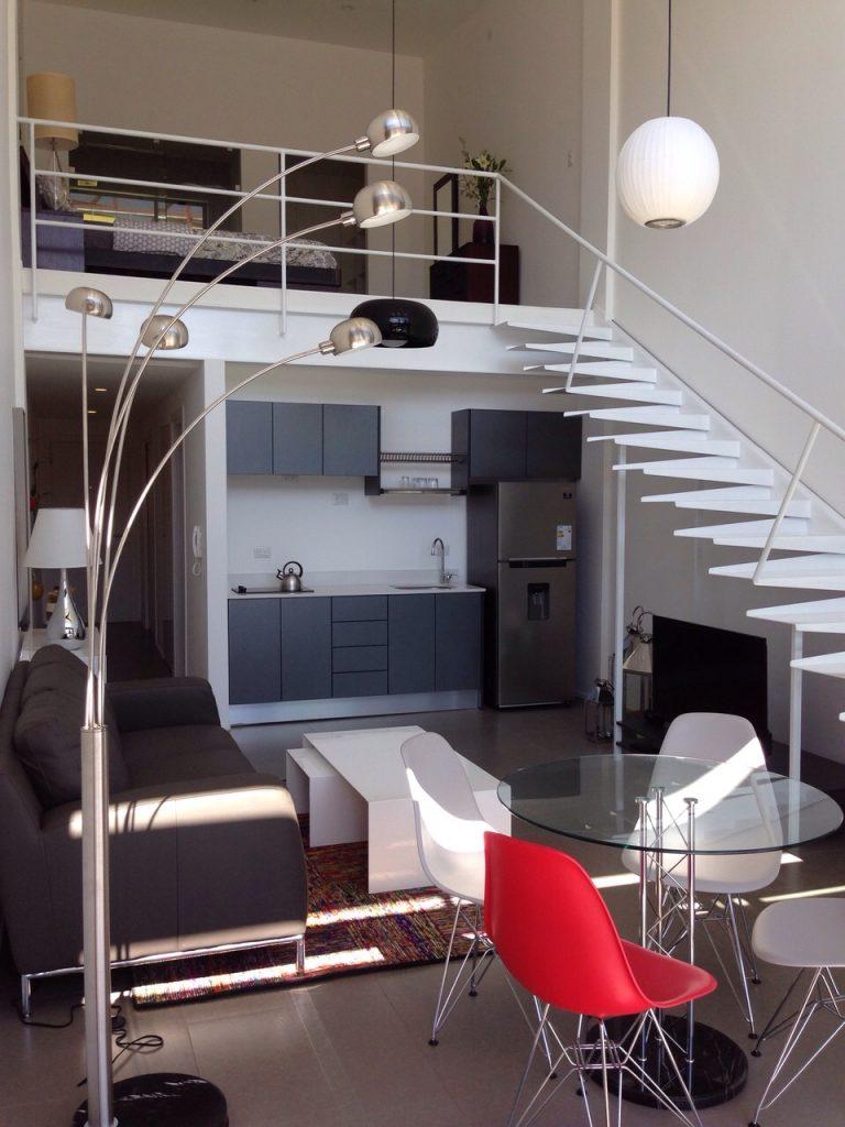 Bienes Muebles : Nunciatura apartamento loft brcr bienes raíces costa rica
