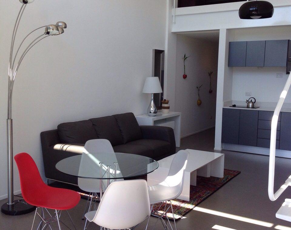 Alquiler apartamento nunciatura tipo loft brcr bienes ra ces costa rica - Apartamento tipo loft ...