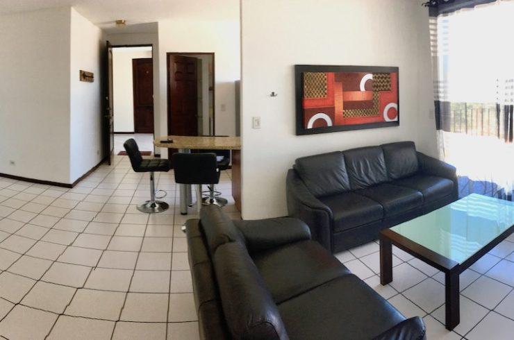 Apartamento Amueblado para alquiler en Sabana Oeste