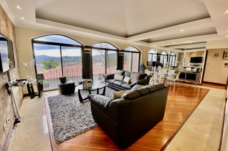 Apartamento amoblado Cerro Alto