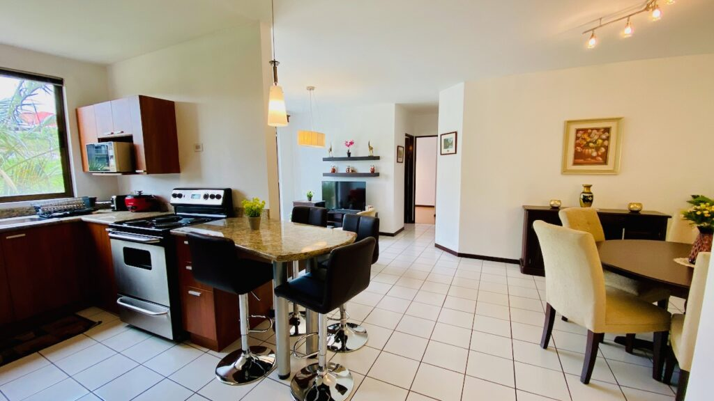 Apartamento Amueblado Sabana Oeste