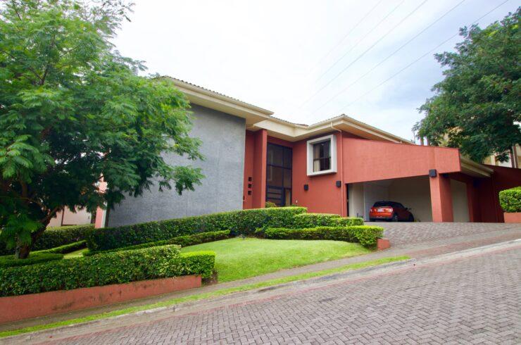 Escazú Casa Cerro Real